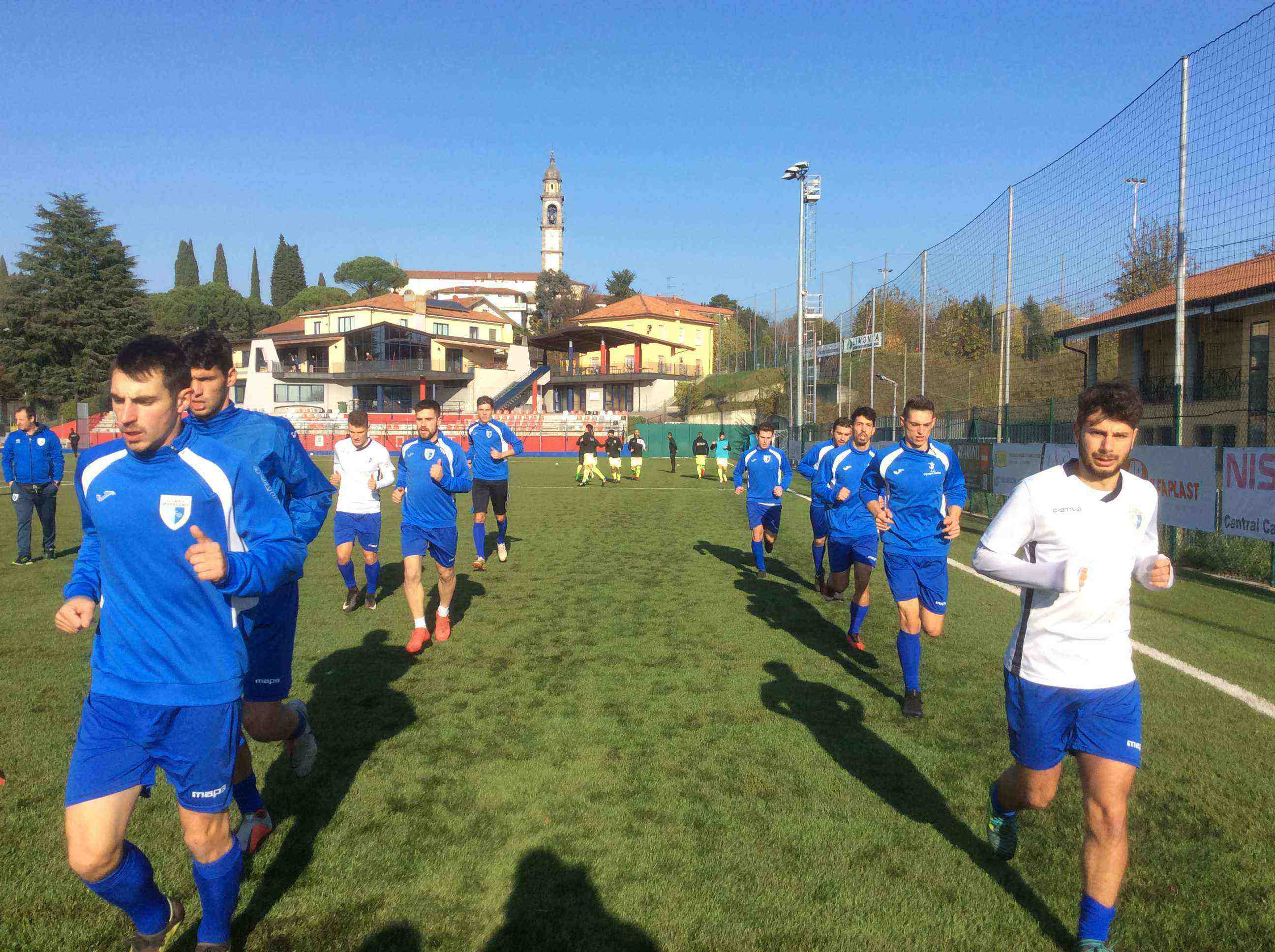 1° CATEGORIA: COSTA MASNAGA-OLYMPIC MORBEGNO 4 - 2 (pt 2-2)