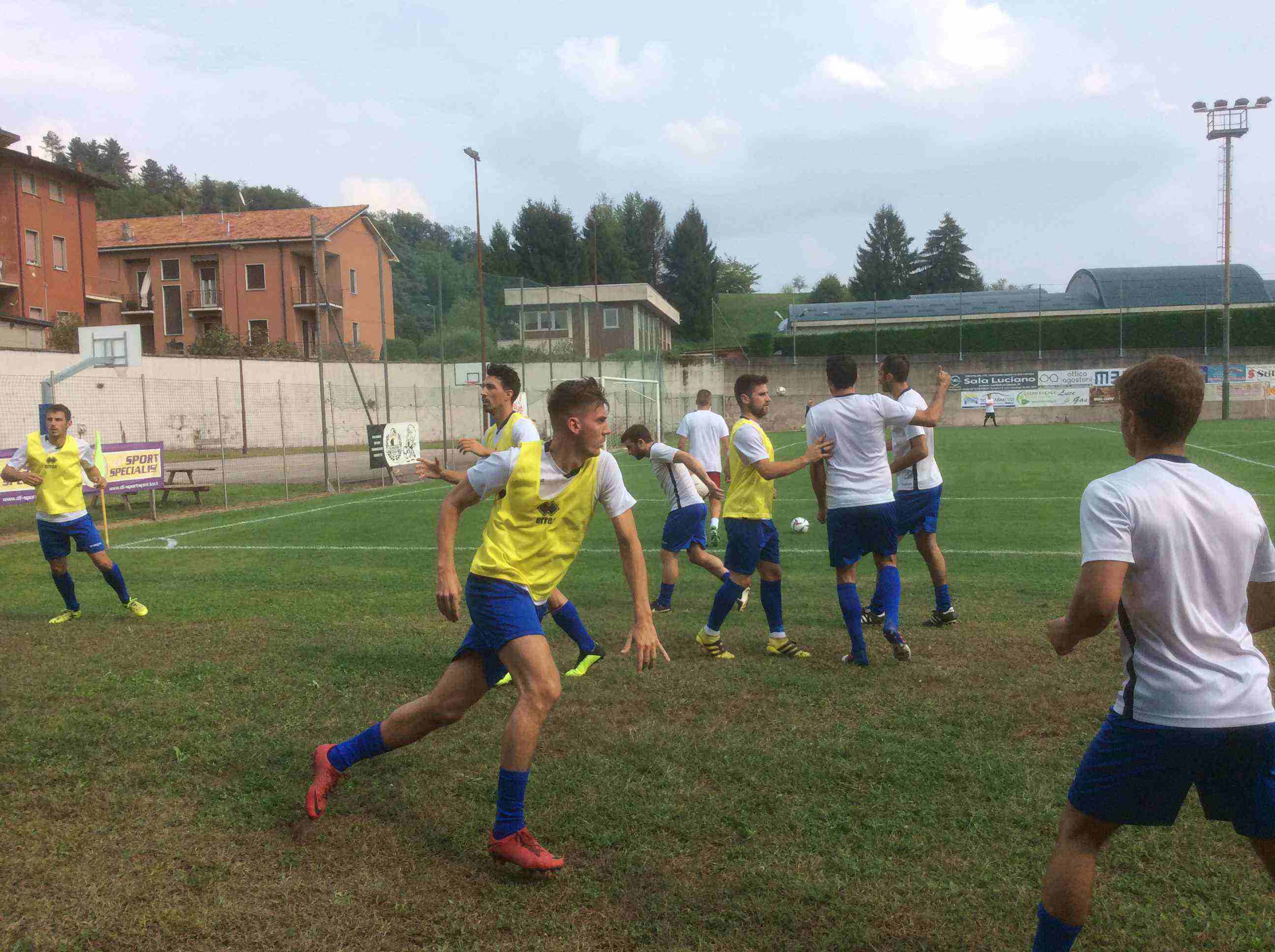 1° CATEGORIA: ARS ROVAGNATE - OLYMPIC MORBEGNO  0 -1