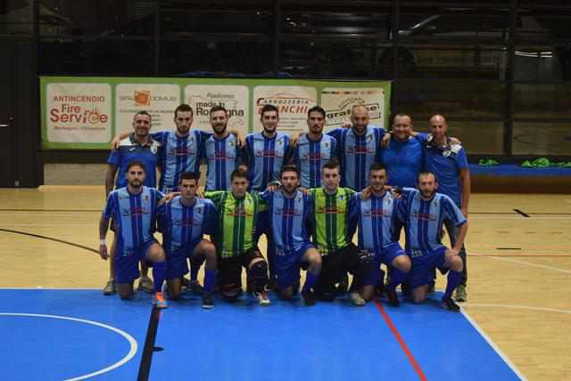CALCIO A5 SERIE C1: OLYMPIC MORBEGNO - AREA INDOOR 4-1