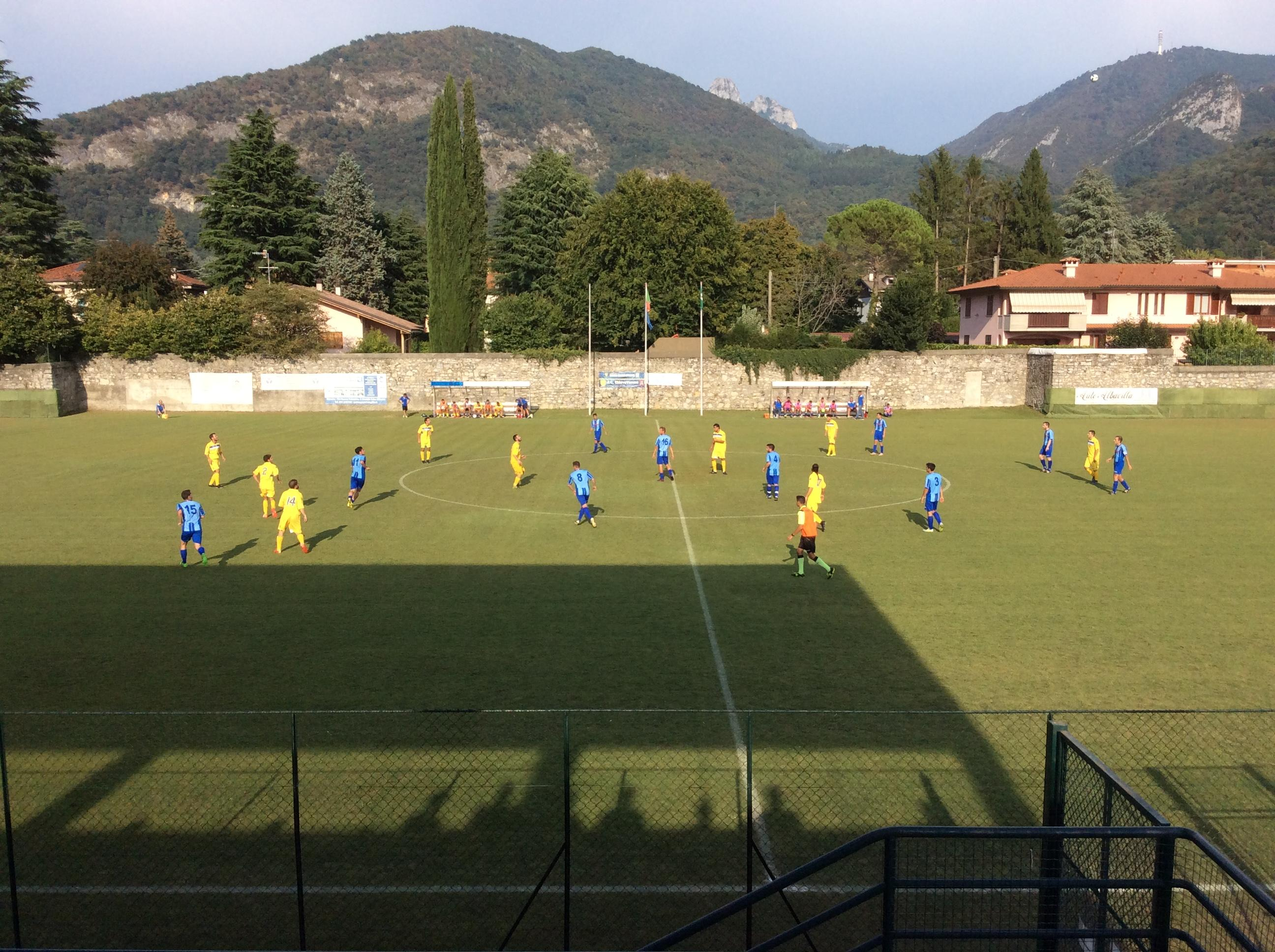 Giovanile Canzese - Olympic Morbegno 2-2