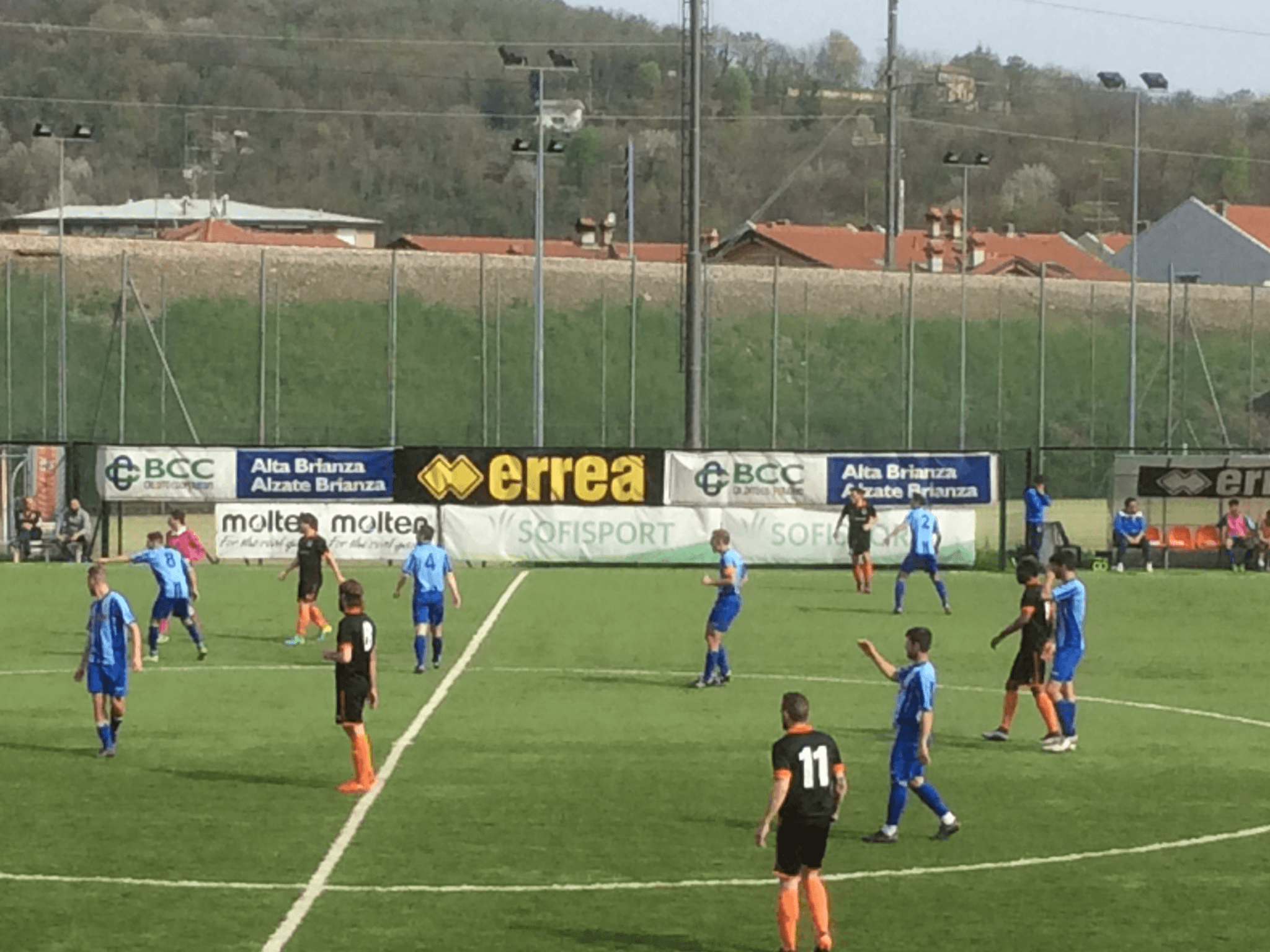 Pontelambrese - Olympic Morbegno 3-2